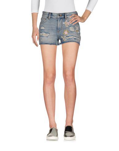 various colors 7aa2a d2d4a LIU •JO Denim shorts - Jeans and Denim | YOOX.COM