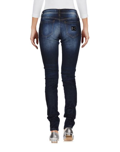 Philipp Plein Denim Trousers, Blue
