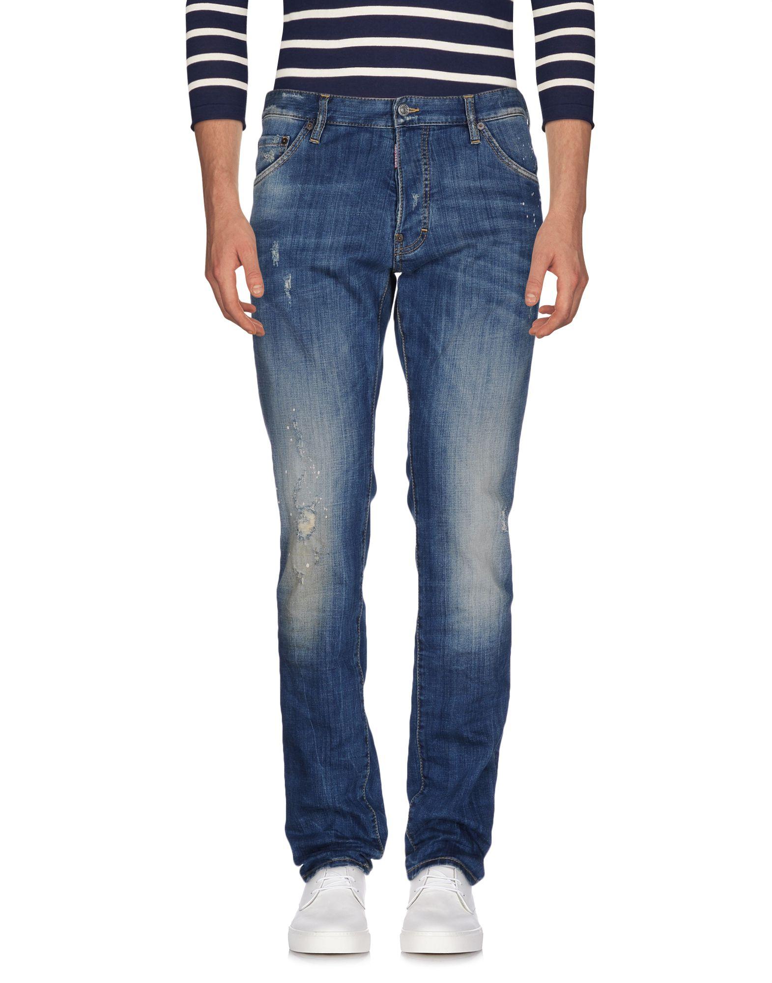 Pantaloni Jeans Dsquarosso2 Dsquarosso2 Dsquarosso2 uomo - 42570486DM fe9