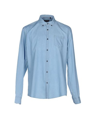 fdbe85c99d Woolrich Denim Shirt In Blue