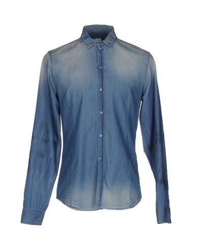 PATRIZIA PEPE - Denim shirt