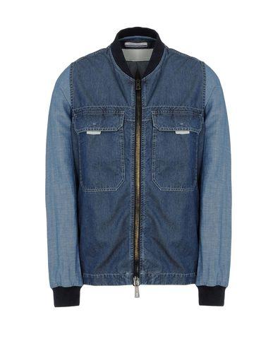 ANDREA POMPILIO Denim Jacket in Blue
