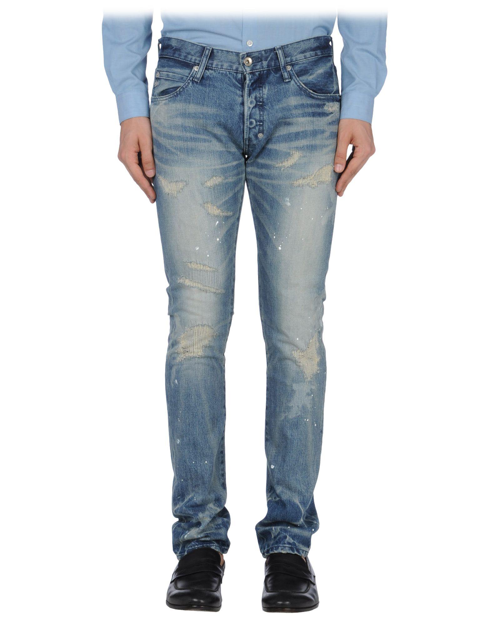 Pantaloni Jeans Headl_Iner Uomo - Acquista online su