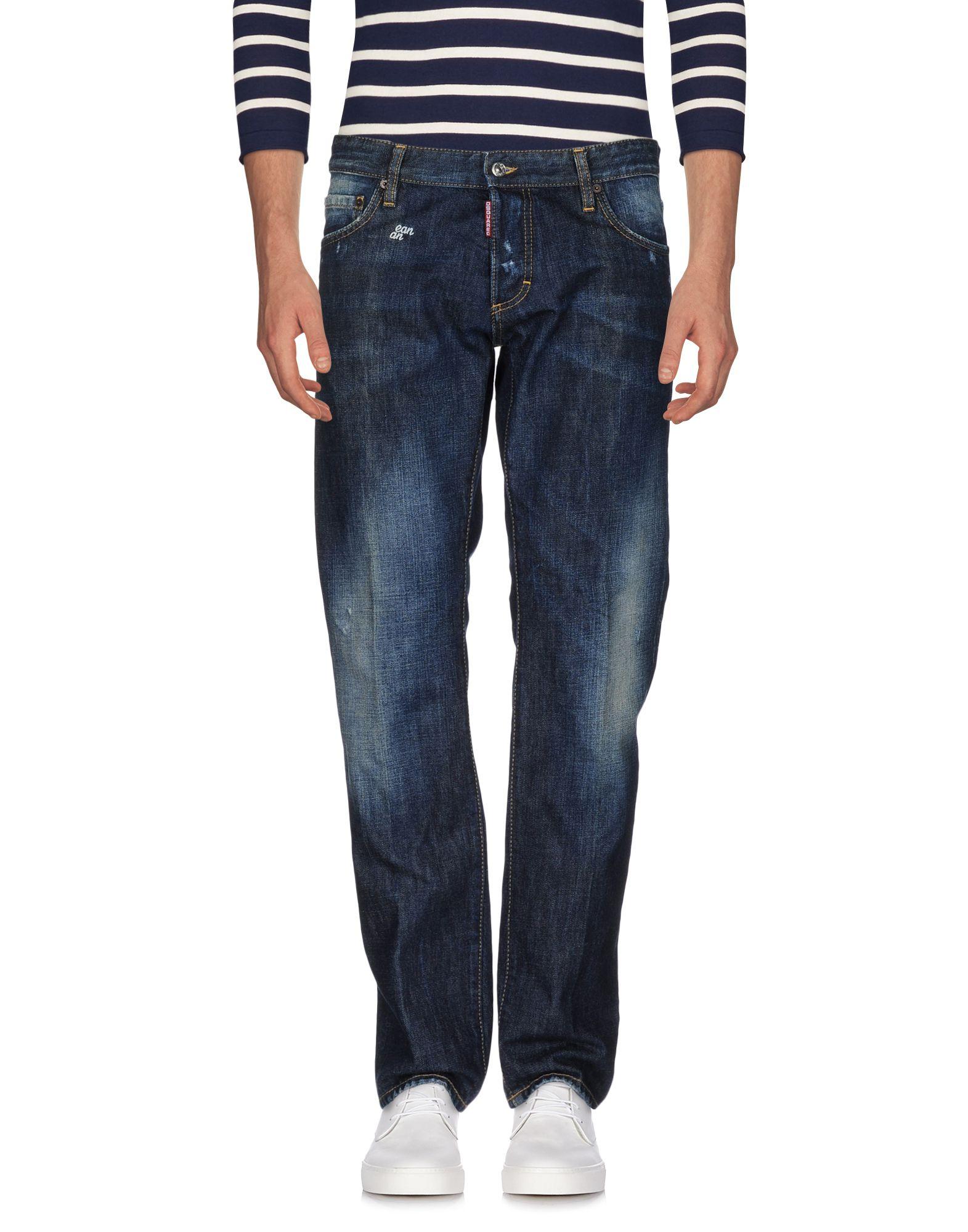 Pantaloni Pantaloni Pantaloni Jeans Dsquarosso2 Uomo - 42572940RK 7572cc