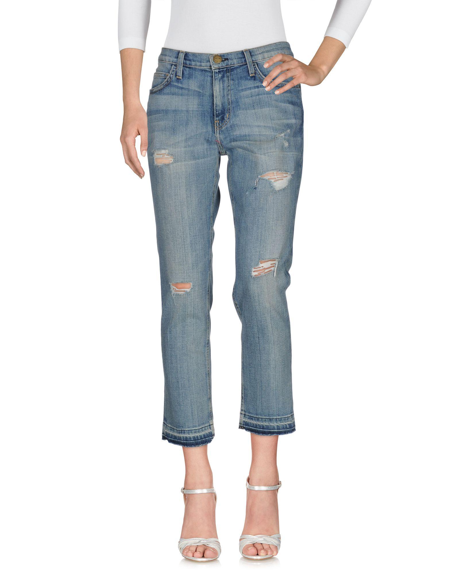 Pantaloni Jeans Current Elliott donna - 42573434QT 42573434QT 42573434QT 989