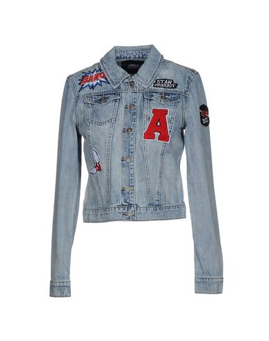 Only Denim Jacket - Women Only Denim Jackets online on YOOX ...