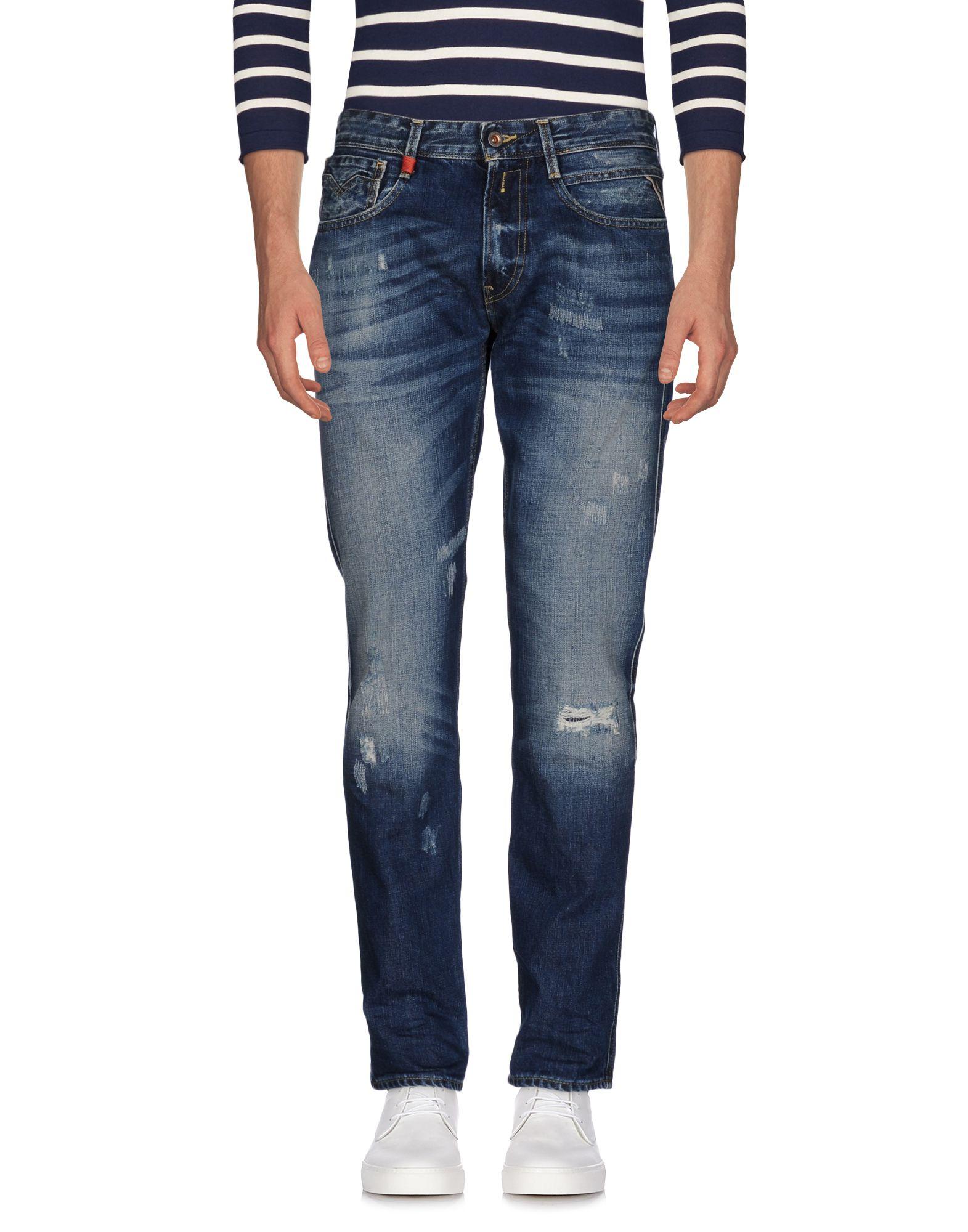 Pantaloni Jeans Jeans Pantaloni Replay Uomo - 42575081BH 86b62b