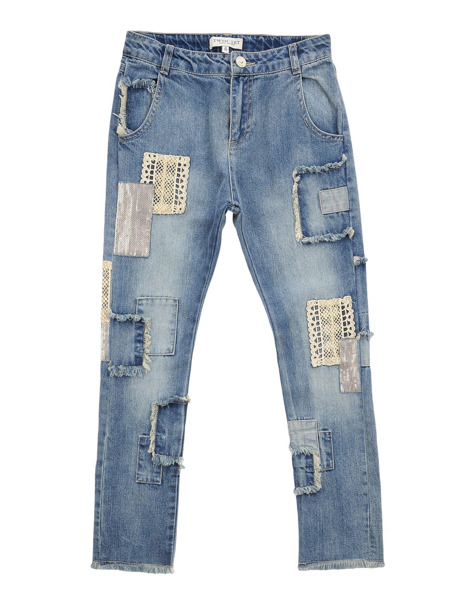 Pantaloni Jeans Jeans Jeans Twinset donna - 42575955VR b84