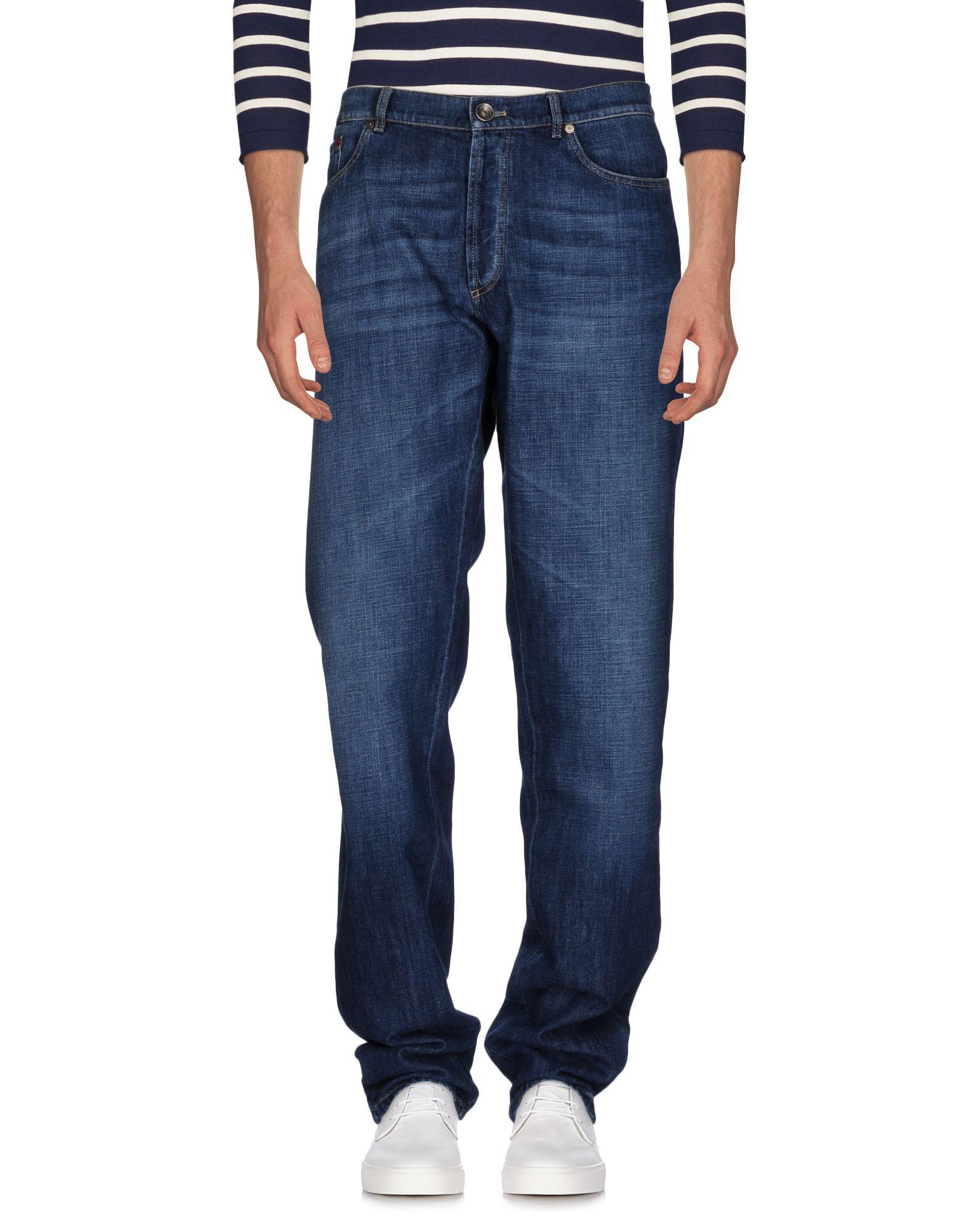 Pantaloni Jeans Brunello Cucinelli Uomo - Acquista online su