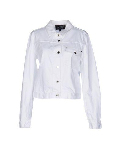 7973789d71 Armani Jeans Denim Jacket - Women Armani Jeans Denim Jackets online on YOOX  Lithuania - 42577989