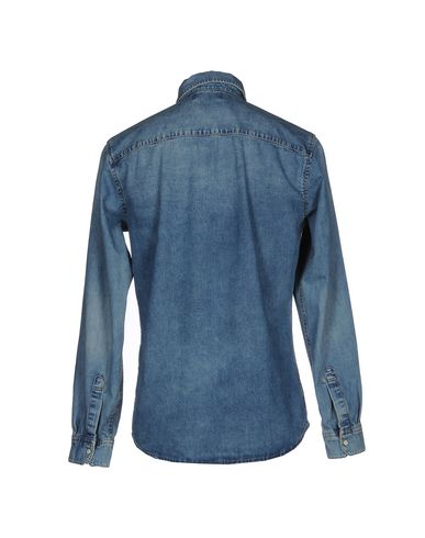 Jack & Jones Denim Shirt forsyning billigste pris online amazon 774R2r9