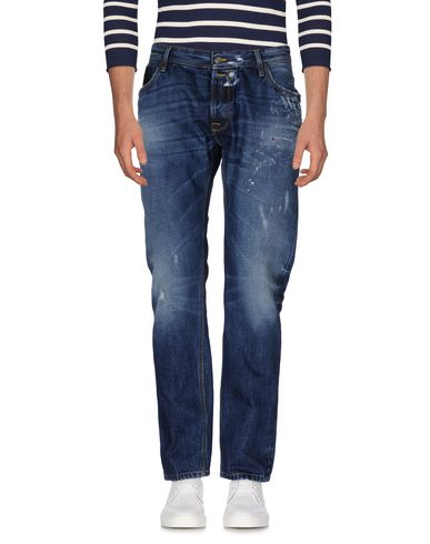 DENIM - Denim trousers Maurizio Massimino Free Shipping Footaction Fashion Style Cheap Visit KzH9s