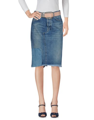 0027657ba7f9b9 Golden Goose Deluxe Brand Denim Skirt - Women Golden Goose Deluxe ...
