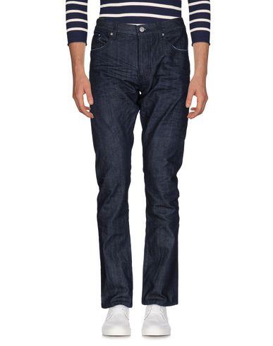 EARNEST SEWN Denim Pants in Blue