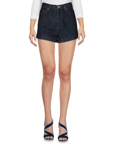 Redvalentino Denim Shorts - Women Redvalentino Denim Shorts online ...