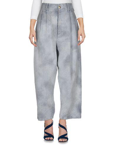 Denim - Pantalons En Denim Font Limi GNXeFaG