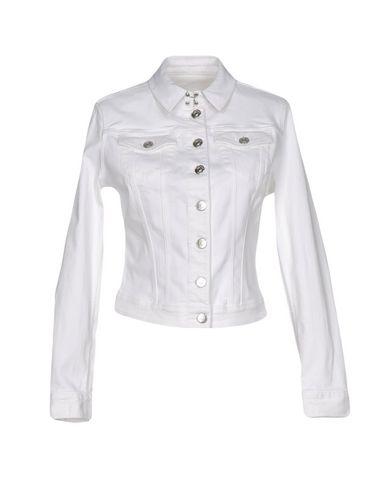 Burberry Denim Jacket In White