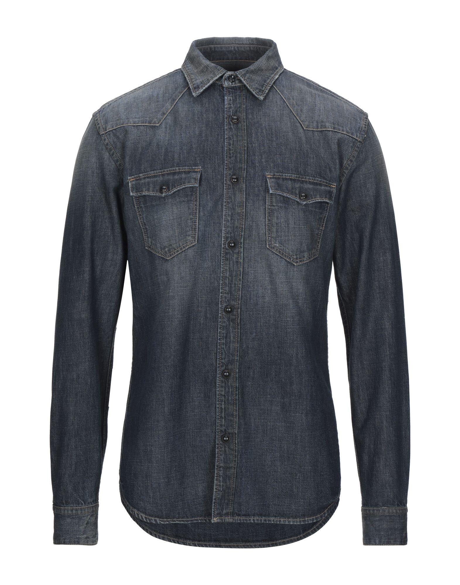 Camicia Di Jeans R.D.D. R.D.D. R.D.D. Royal Denim Division By Jack & Jones uomo - 42581233RL 731