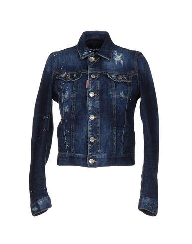 4df57537219 DSQUARED2 · Dsquared2 Denim Jacket - Women Dsquared2 Denim Jackets online  on YOOX United States ...