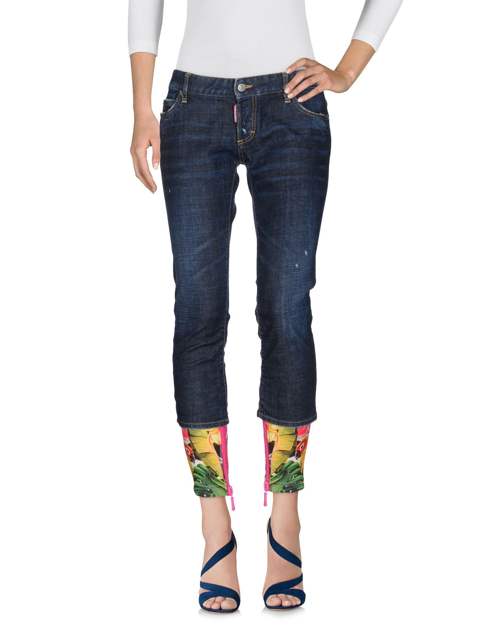 Pantaloni Jeans Dsquarot2 damen - 42583359IQ
