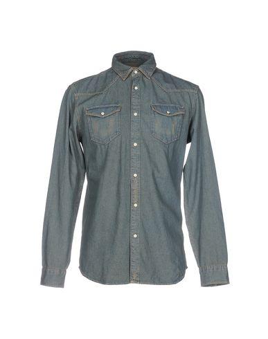 priser billig online Selected Homme Denim Shirt wiki billig online Mf1C4g