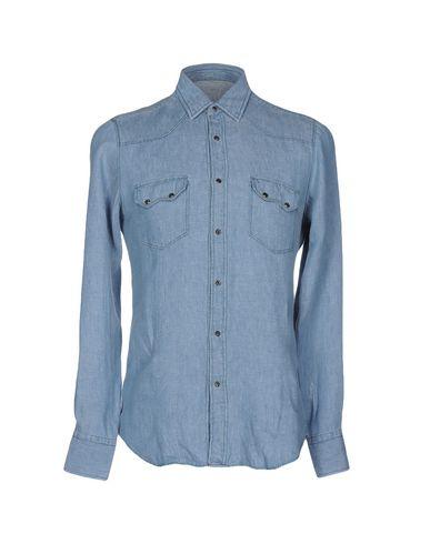 Vangher N.7 Denim Shirt bestille billige online rabatt 2014 nyeste klaring utsikt perfekt online 2GJqhWAC