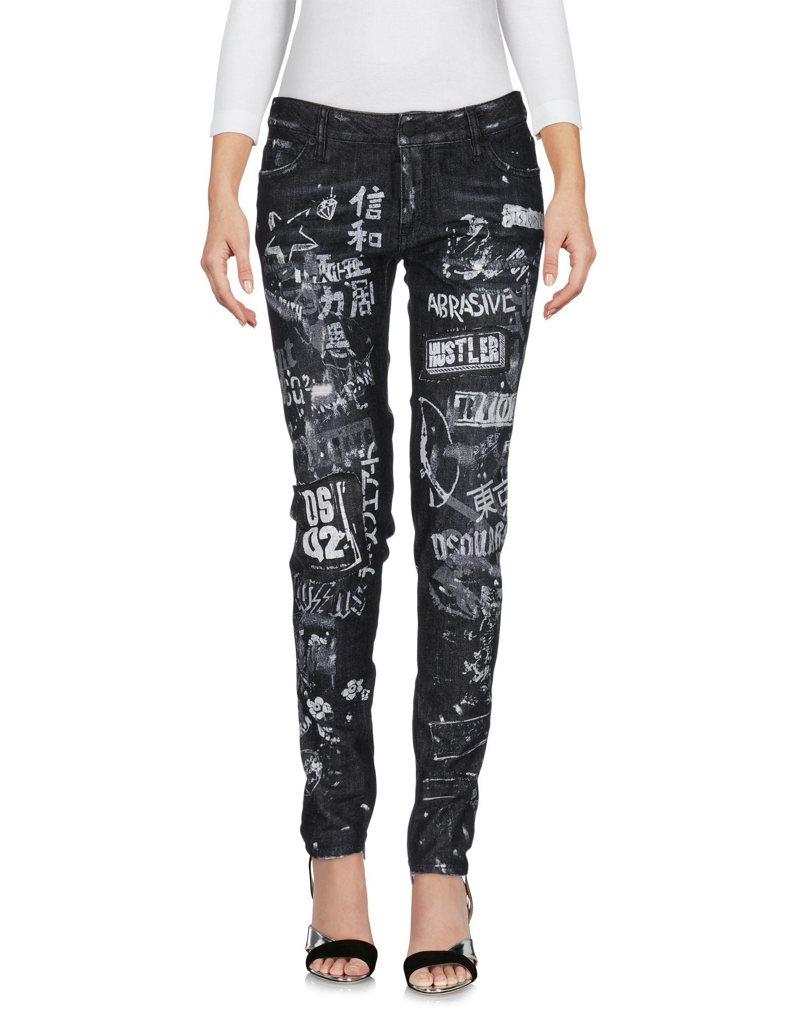 Pantaloni Jeans Dsquared2 Donna - Acquista online su 2NnOTH