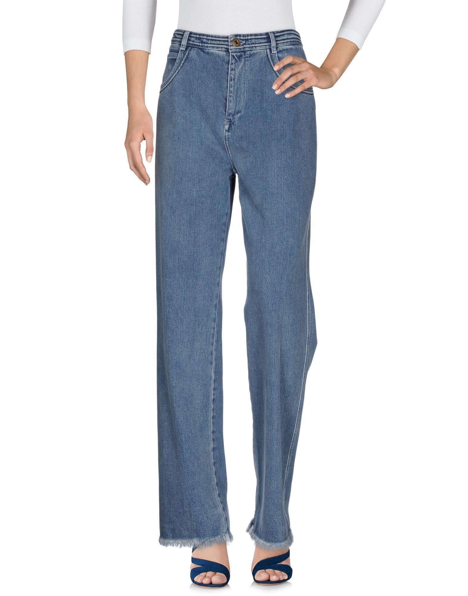 Pantaloni Pantaloni Pantaloni Jeans Chloé donna - 42587815UK dca