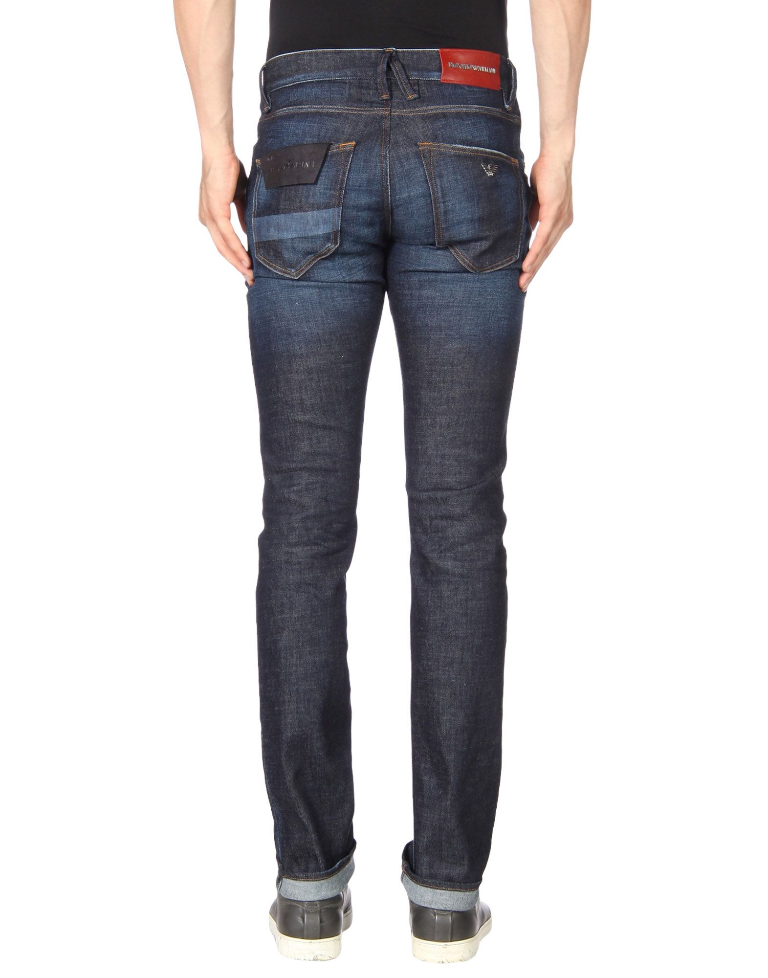 Pantaloni Jeans Emporio Armani Uomo - - Uomo 42588622JK cc65c4