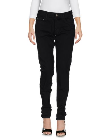 Denim Pants, Black