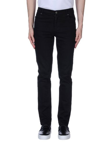 CHEAP MONDAY Sonic Slim Jeans Deep Black - Black