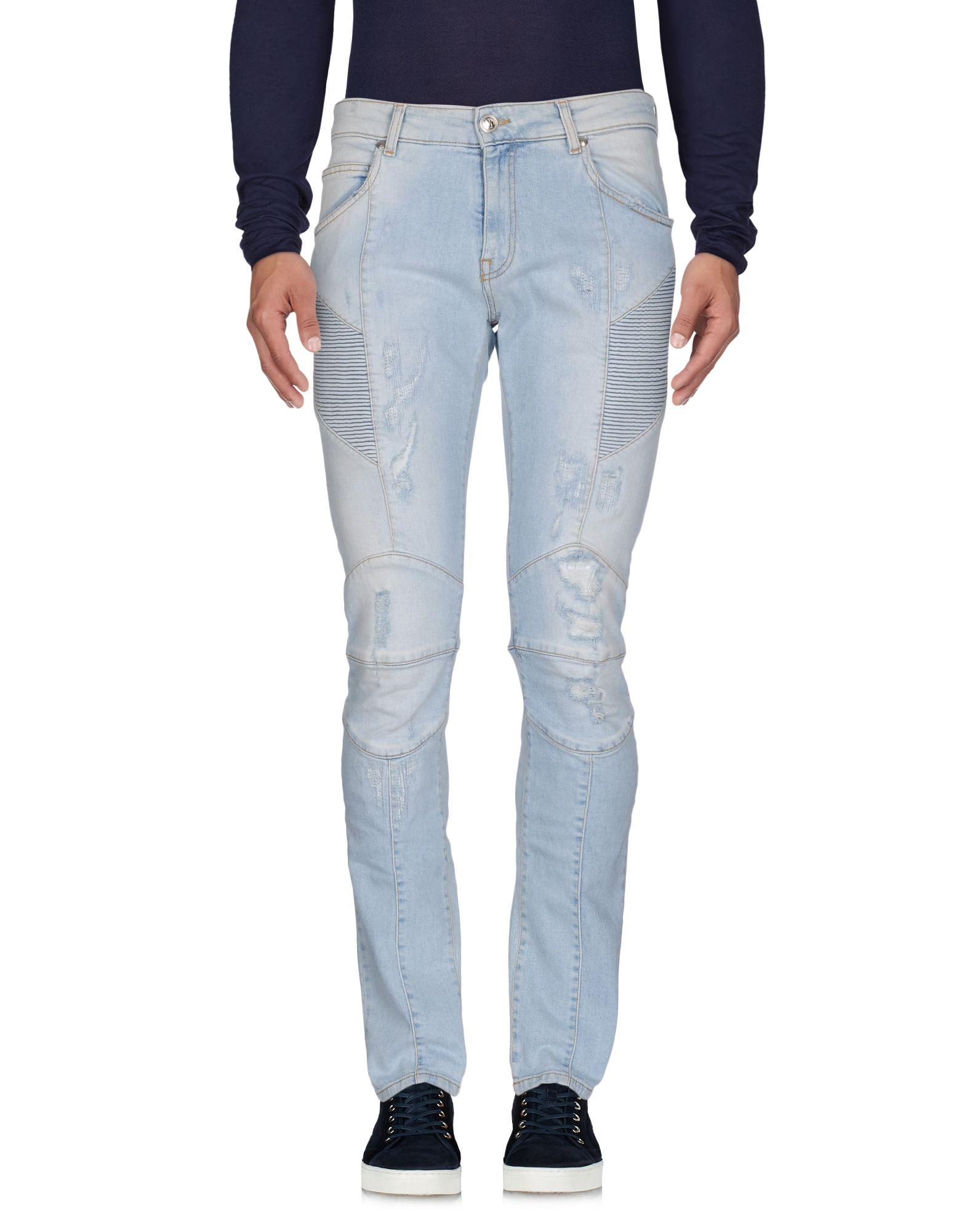 Pantaloni Jeans Pierre Pierre Pierre Balmain Uomo - 42591155IJ 365ce9