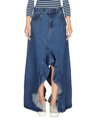 Particular 2018 New Sale Online DENIM - Denim trousers Weili Zheng byYrAluY
