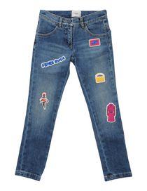 FENDI - Denim trousers