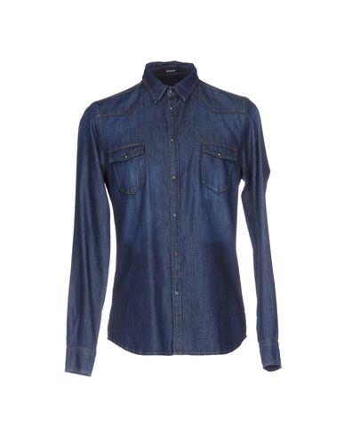 Officina 36 Denim Shirt billig besøk nytt utløp Eastbay den billigste DOXy1Z
