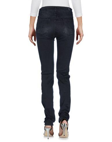 Jean En All Pantalon For 7 Mankind Noir wPqX58