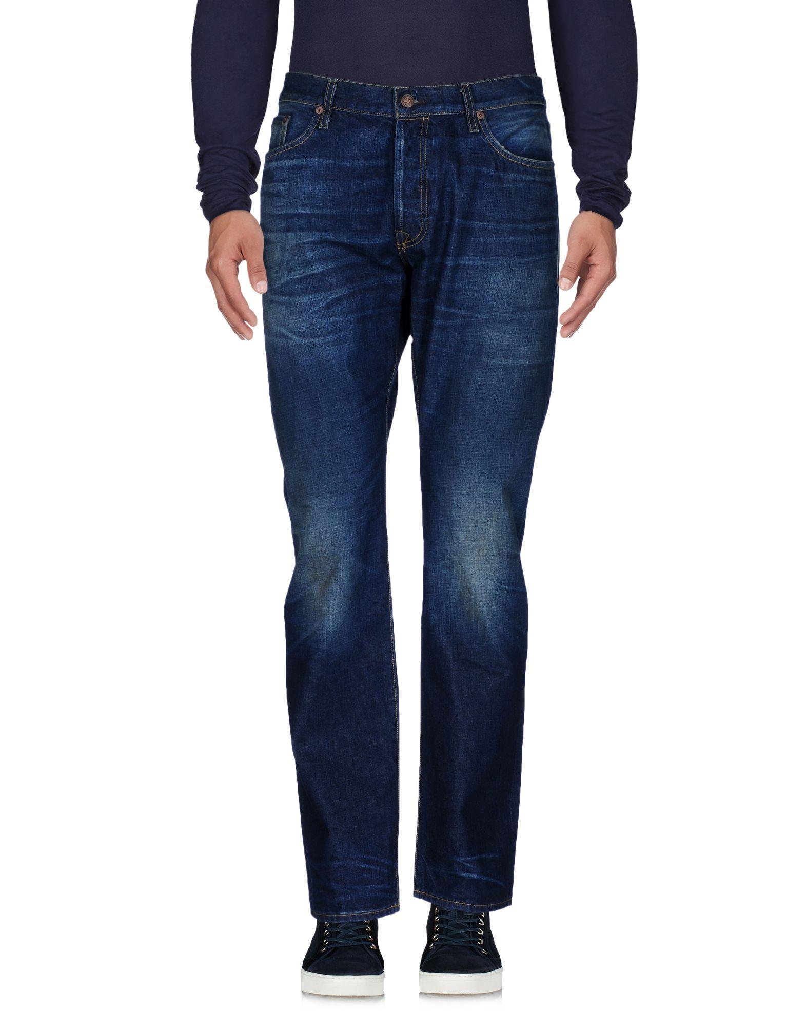 Pantaloni Jeans Imogene + Willie Uomo - Acquista online su