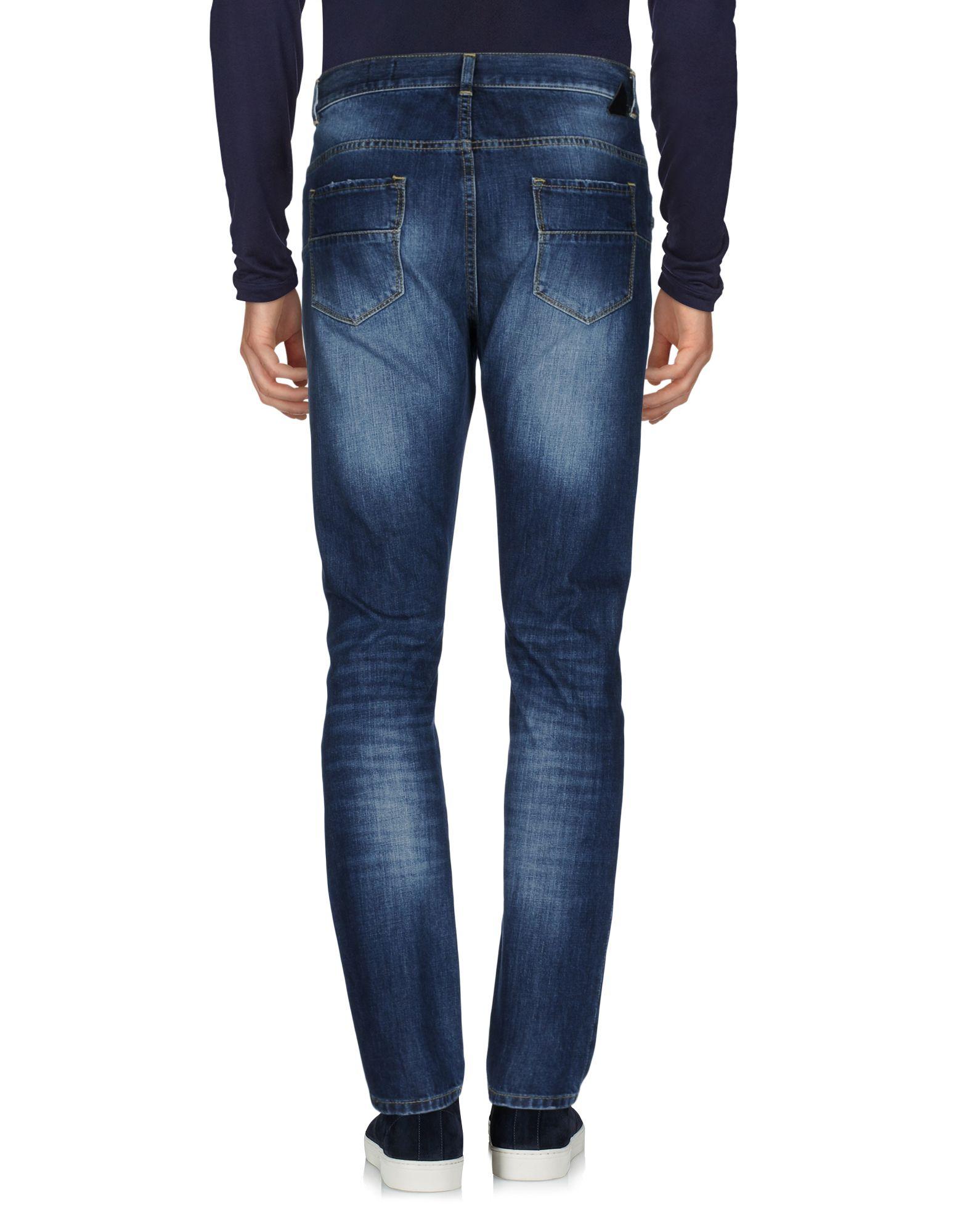 Pantaloni Jeans Daniele Daniele Daniele Alessandrini Uomo - 42598456JS d3f977