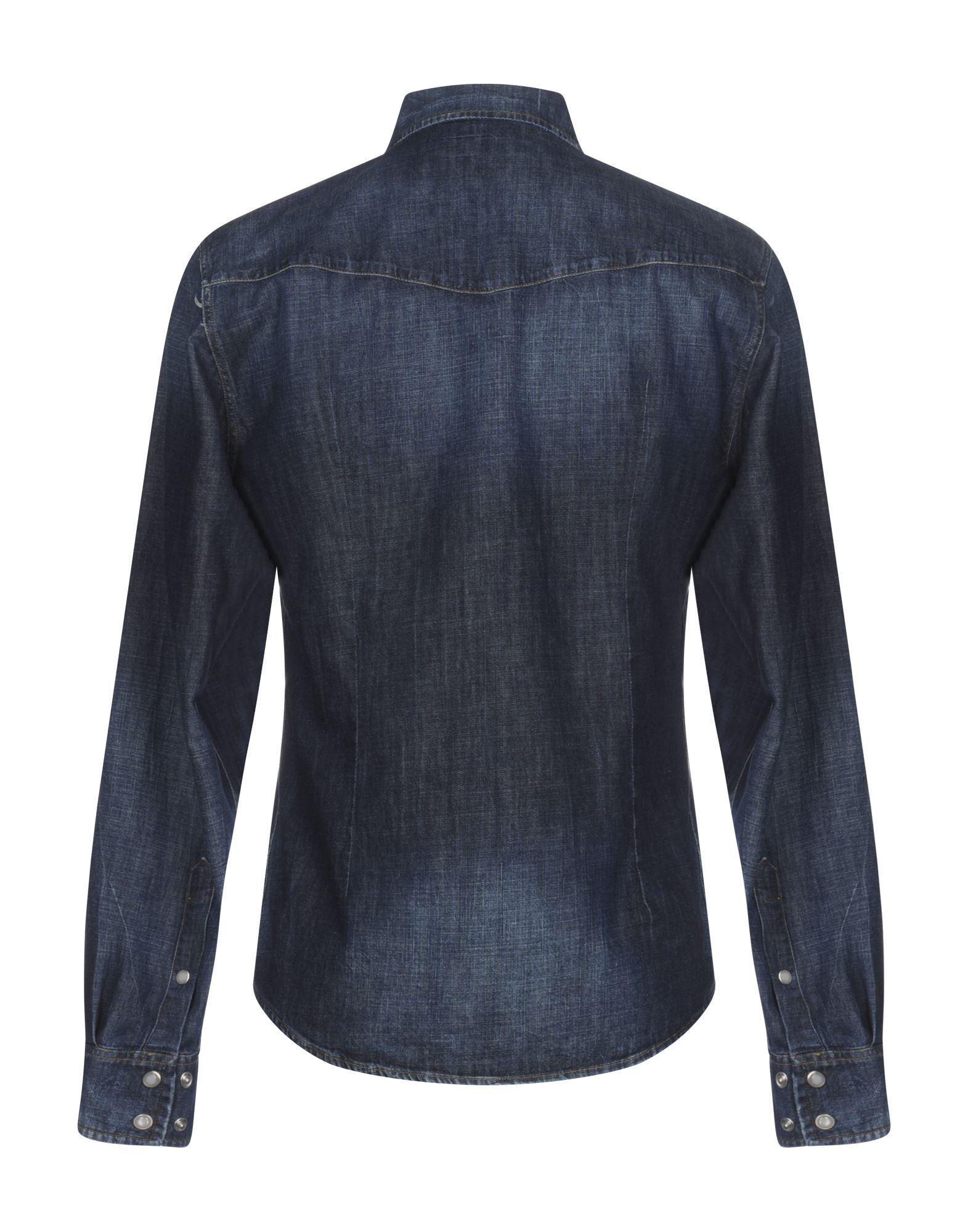 Camicia Camicia Camicia Jeans Dolce & Gabbana Uomo - 42598508LR b72c1f