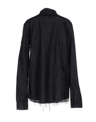 Opp? Jeans Denim Shirt kjøpe billig utgivelsesdatoer splitter nye unisex geniue forhandler rabatt god selger salg nettbutikk HcEh1W