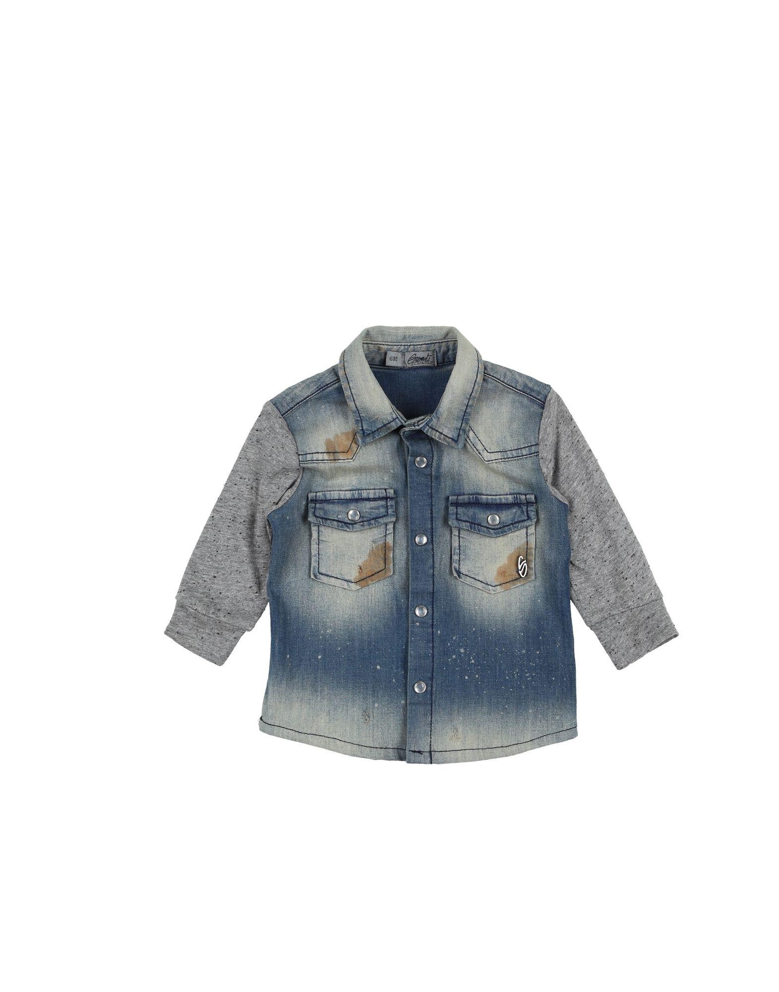 Τζιν Πουκάμισα Αγόρι Grant Garçon Baby 0-24 μηνών - Παιδικά ρούχα στο YOOX 7435e51a36c
