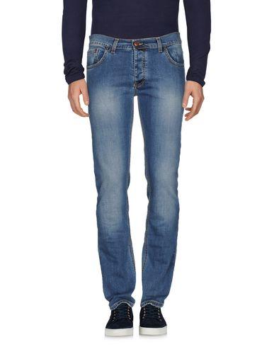 DENIM - Denim trousers Attrezzeria 33 wrANyz1
