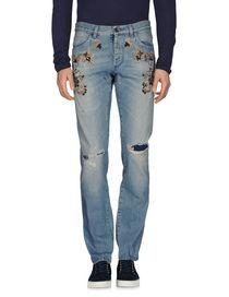760e1679ac Dolce & Gabbana Pantaloni Jeans - Dolce & Gabbana Uomo - YOOX