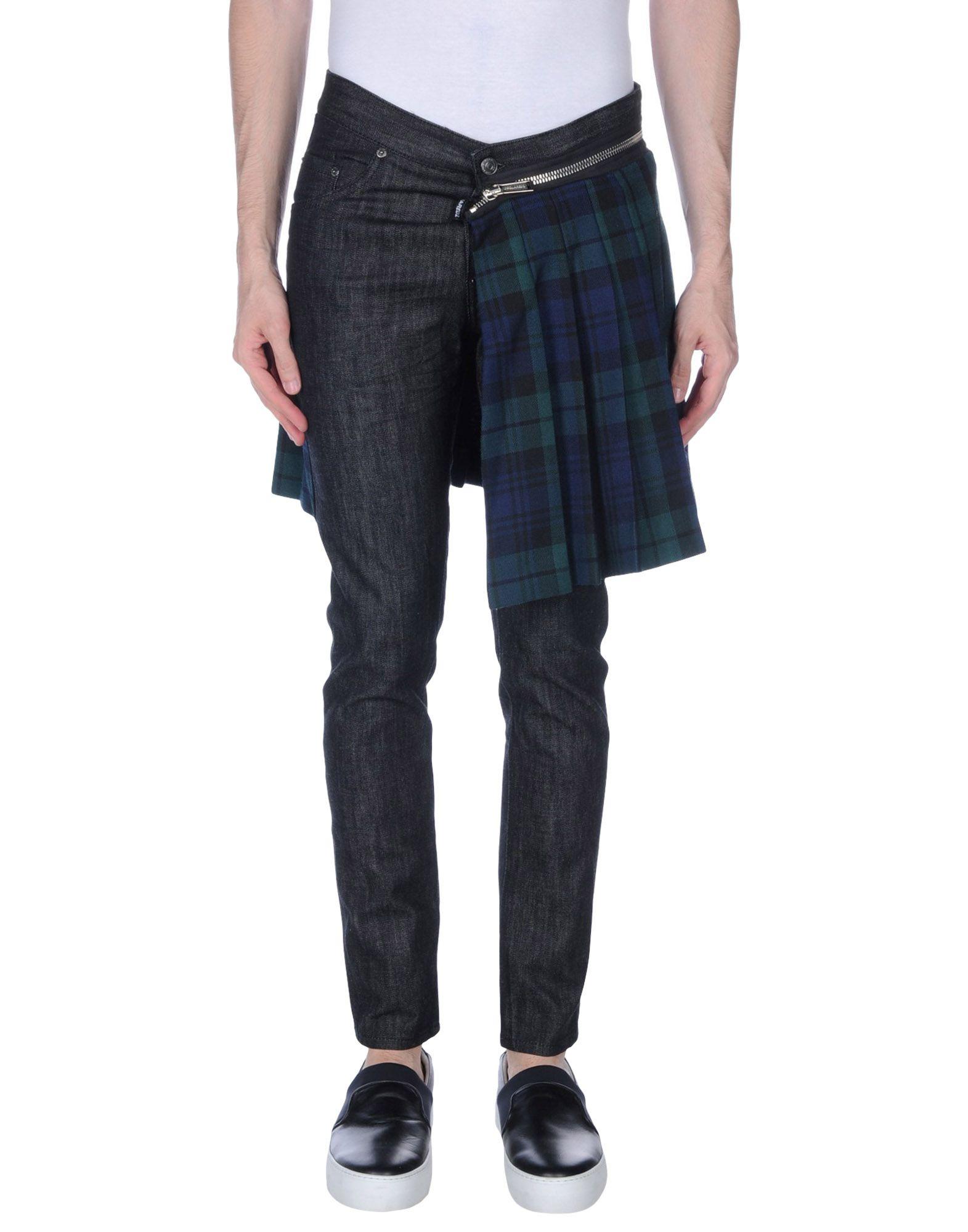 Pantaloni Pantaloni Pantaloni Jeans Dsquarosso2 Uomo - 42599899OC 2d04bc