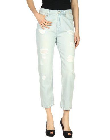 Armani Exchange Denim Pants - Women Armani Exchange Denim Pants online on YOOX United States - 42600381OX