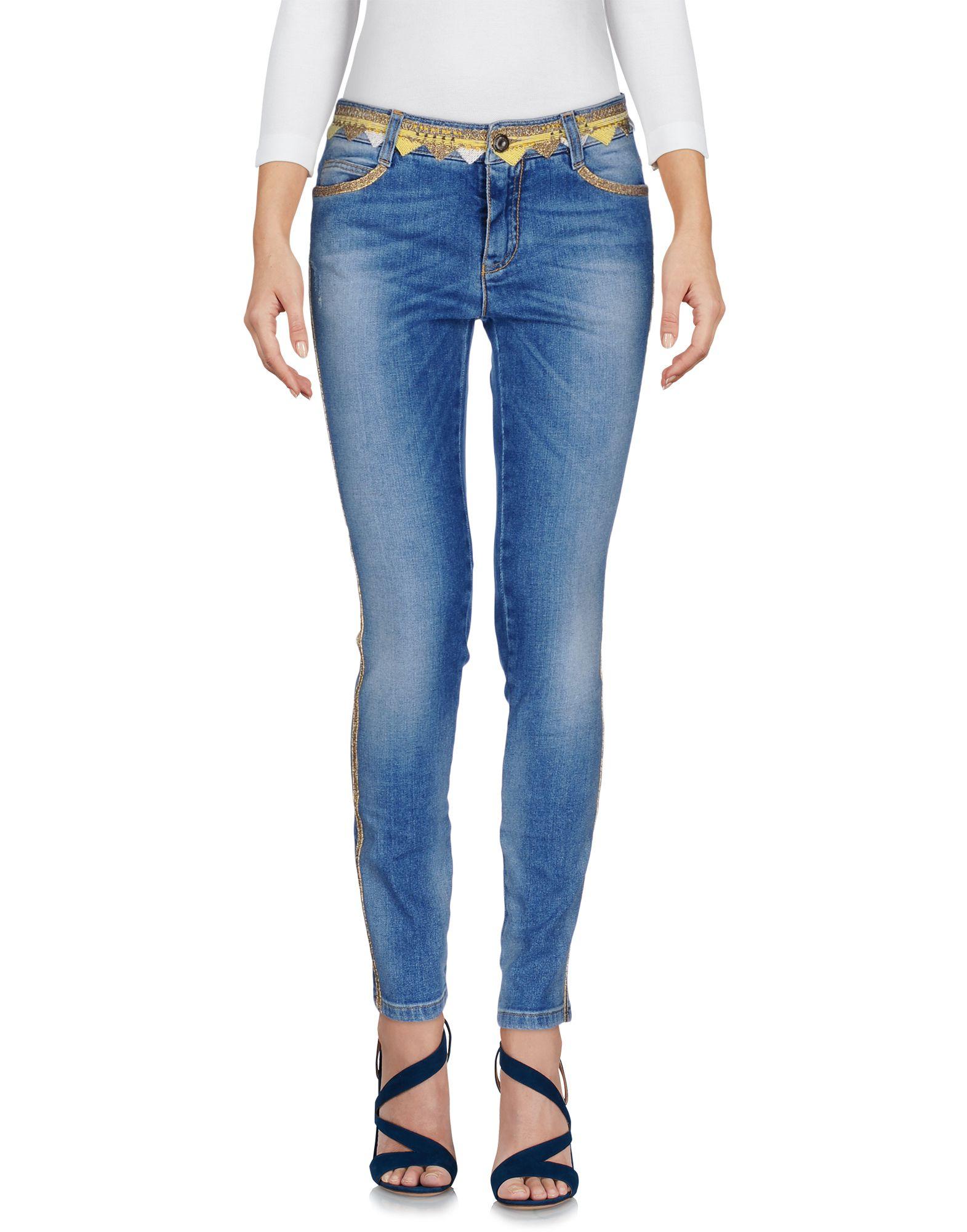 Pantaloni Jeans Ermanno Scervino donna - 42600710DB 42600710DB  Sparen Sie 60% Rabatt und schneller Versand weltweit
