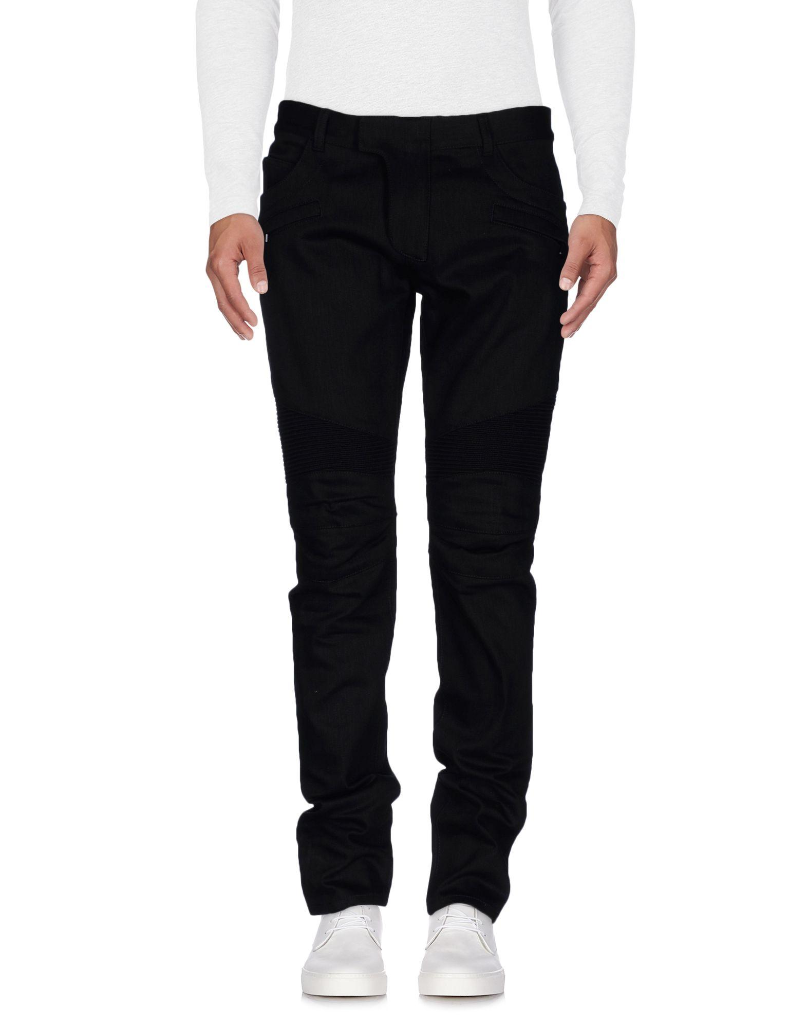 Pantaloni Jeans Jeans Jeans Balmain uomo - 42600749NL 899