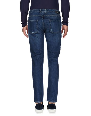 36 Pantalon Officina Jean Bleu En qHOqAXw