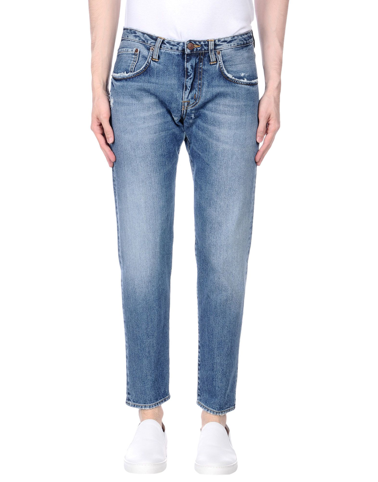 Pantaloni Jeans (+) People Donna - Acquista online su