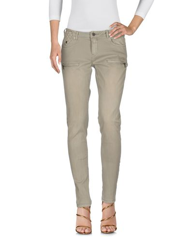 MAISON SCOTCH Denim Pants in Beige